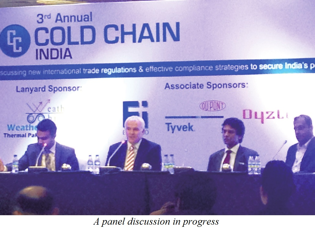 3rd Annual Pharma Cold Chain India, Hyderabad