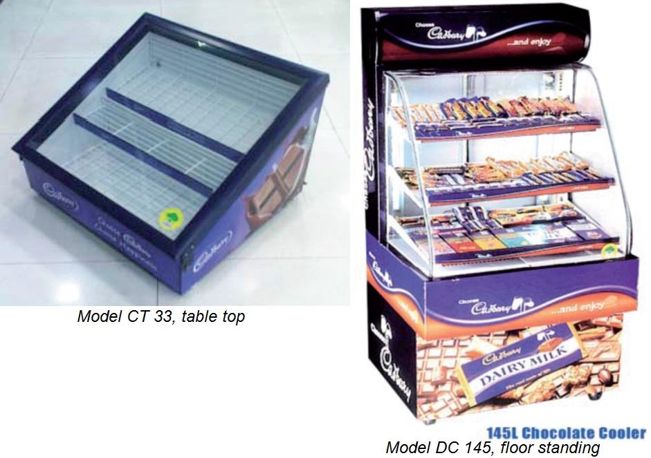 Voltas Chocolate Coolers Help Cadbury India Meet Sales Target